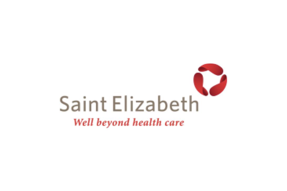 Saint Elizabeth, well beyond health care logo