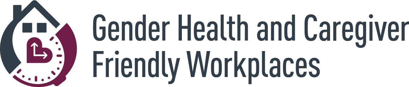 Logo for Gender, Health and Carer-Friendly Workspaces